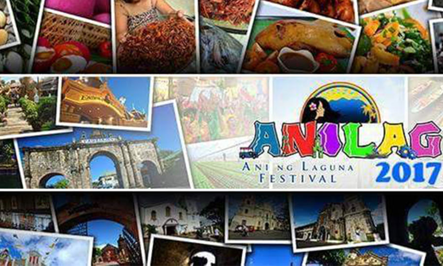 "Catch the Colorful ""Anilag"" Festival in Laguna"