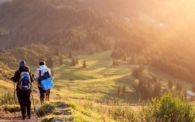 Bastão de caminhada: importância e como escolher o seu.