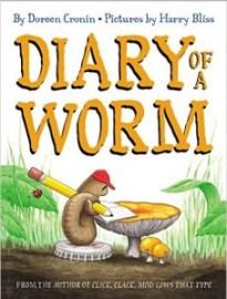 Diary of a worm bt Doreen Cronin