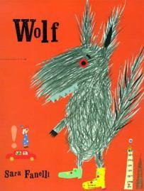 Wolf by Sara Fanelli