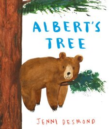 Albert's Tree by Jenni Desmond