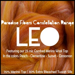 Paradise Fibers Constellation Range - Leo