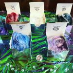 My Box Came and it's amazing! Paradise Fibers you outdid yourselves! They are so soft and so pretty! - simeze1