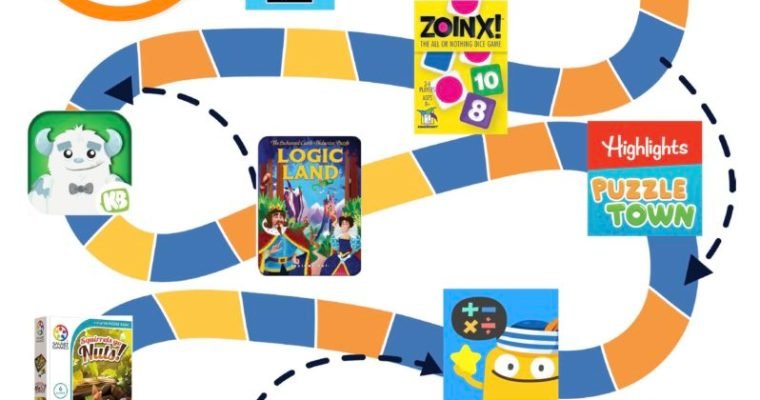 ☀ Parents' Choice Awards Summer PLAYlist: Games on the GO! ☀