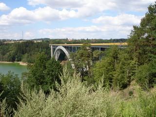 Orlík nad Vltavou - Žďákovský most