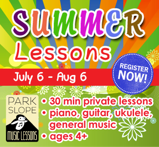 summer lessons banner
