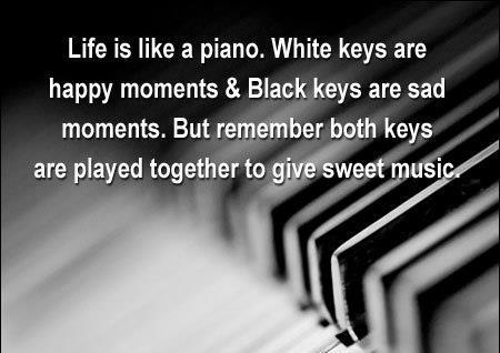 Hasil gambar untuk quotes tentang piano
