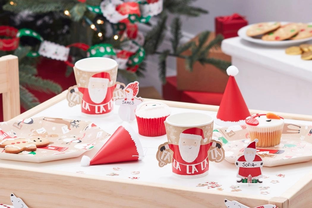 Santa Claus Party Ideas Party Delights Blog