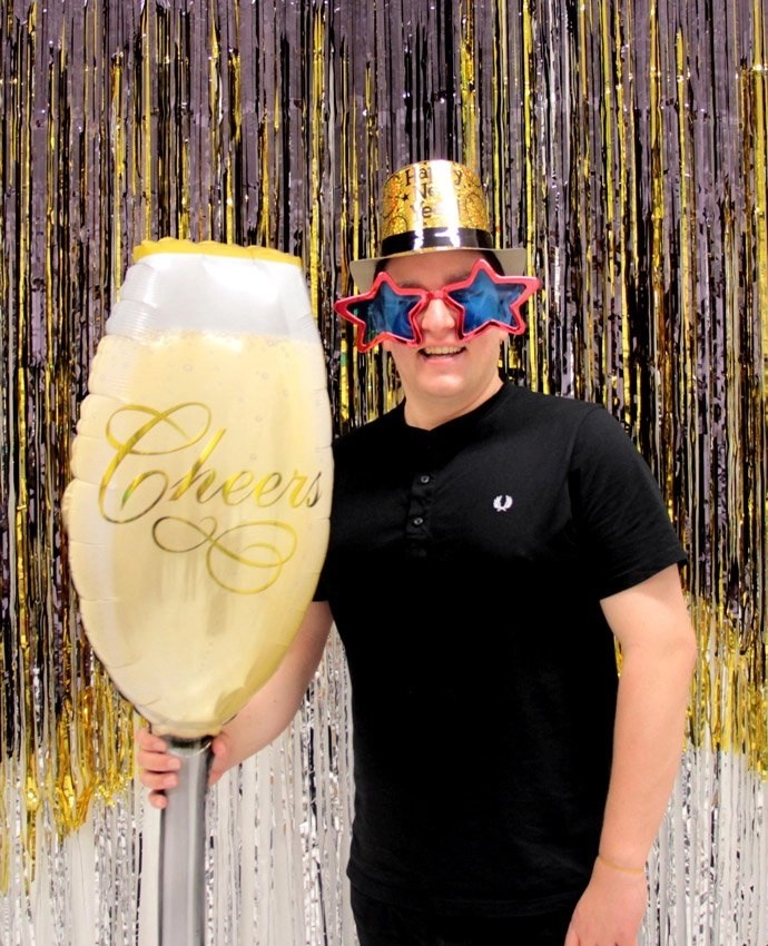 The Ultimate New Years Eve Photo Booth Party Delights Blog