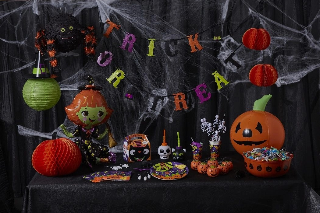 Fun Ideas For A Halloween Trick Or Treat Party Party