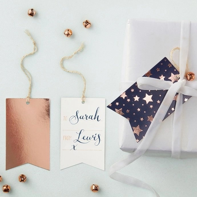 Rose Gold Christmas Party Ideas Party Delights Blog