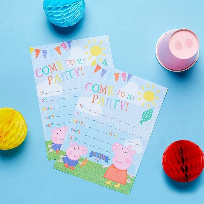 How To Throw The Ultimate Peppa Pig Party Party Delights Blog
