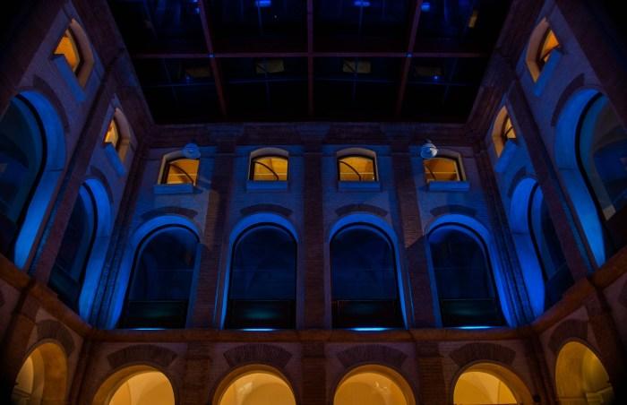 Museo Azul de la Semana Santa.