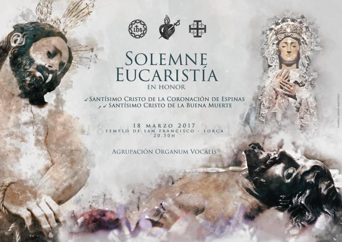 Cartel Misa Yacente y Coronación 2017