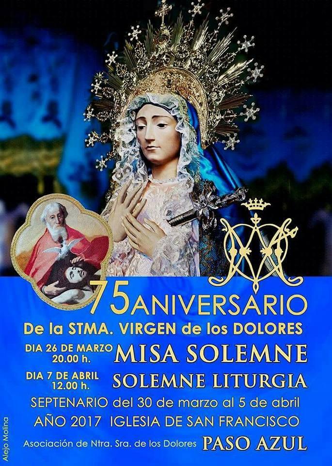 Misa 75º Aniversario