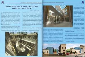 Extracto revista AZUL 2011