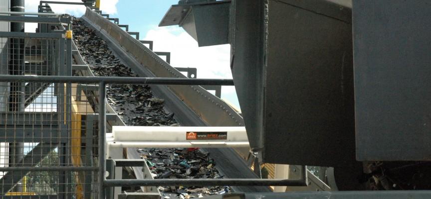 Le voyage des différents déchets.