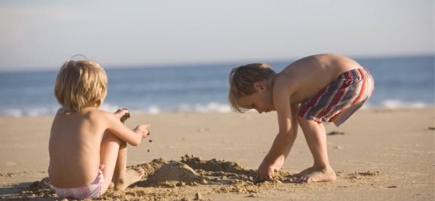 S'amuser à la plage avec les lois de la physique.