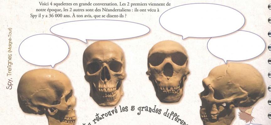Et si on faisait parler nos ancêtres ?