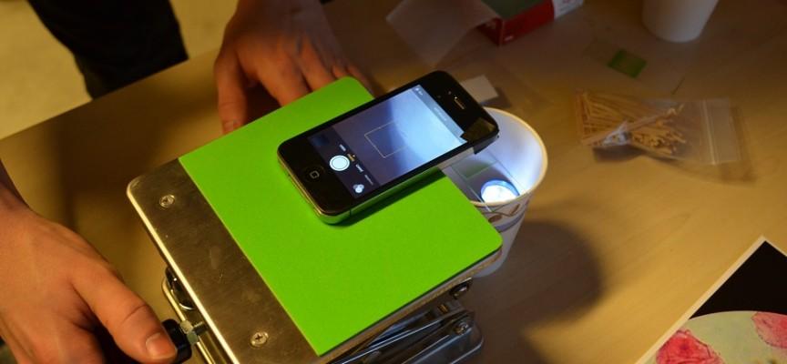 Comment transformer son smartphone en microscope...