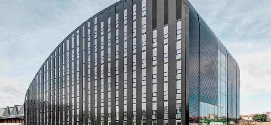 Le nouveau bâtiment de Bruxelles Environnement a été primé.