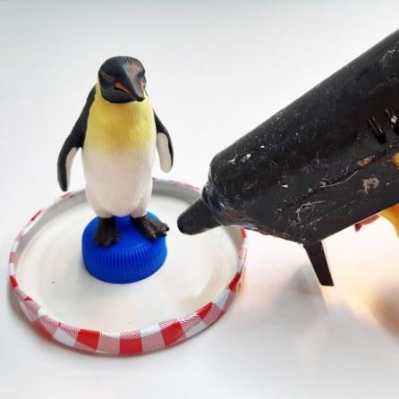 Figurine boule à neige DIY
