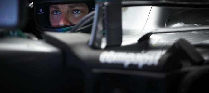 F1ドライバーの視線