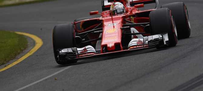 僅差の勝利ベッテル オーストラリアGP観戦記