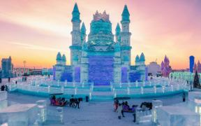 Passpod, Harbin Ice, Harbin, Ice Festival