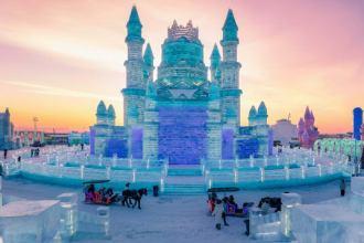 Passpod, Harbin Ice, Harbin, Ice Festival