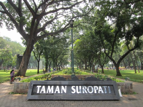 Passpod, Park, City Park, Holiday, Vacation, Jakarta
