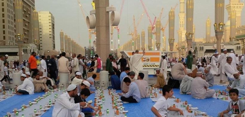 Passpod, Puasa di Mekkah, Lebaran, Puasa, Ramadhan