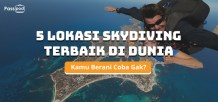 Skydiving Di Indonesia