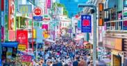 Passpod, Harajuku, Things to do iin japan, Liburan ke Jepang, Liburan di Jepang, Jepang, Shibuya, Sumo, Pachinko
