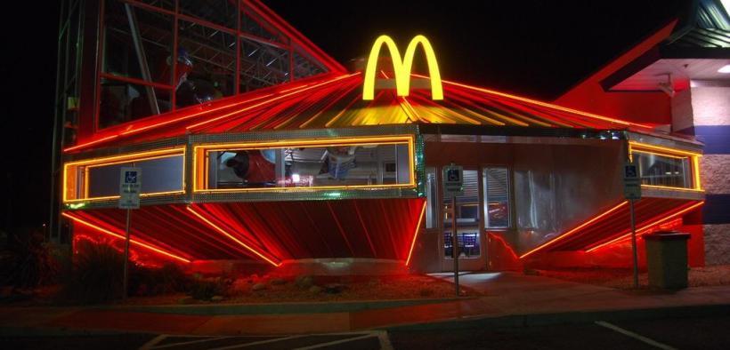 Passpod, McDonalds