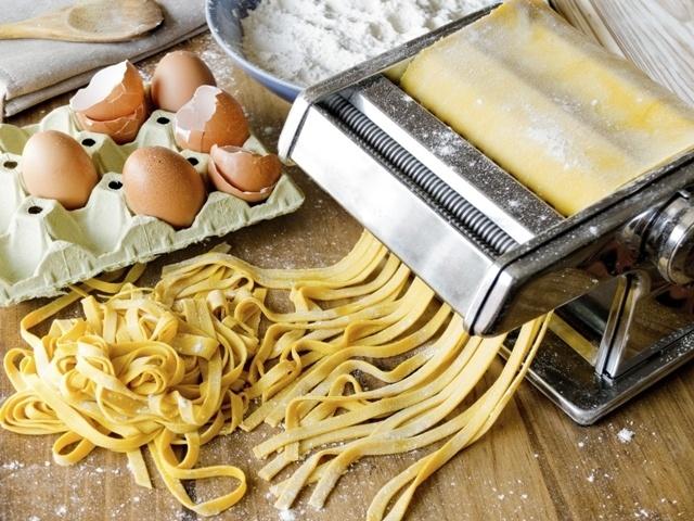 PATES FRAICHES pour tagliatelle, tagliolini, pappardelle