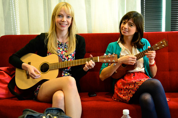 I Went On Youtube And Searched For Videos With The Word Pregnant In Them Which Is How I Came Across The Musical Comedic Duo Garfunkel And Oates