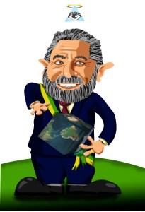 Lula e o mundo quadrado