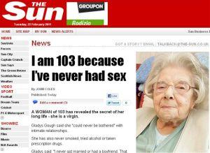 103 anos