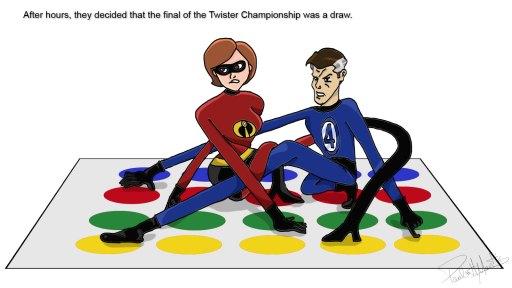 Twister Championship