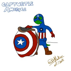 Capturtle America