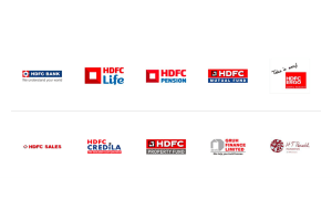 HDFC Group Structure