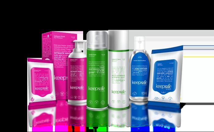 analysis of product portfolio of marico ltd under its brand Keep Safe