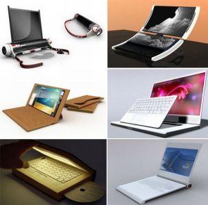 Laptopuri cu design neobisnuit