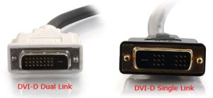 DVI-dual-link-vs-single-link