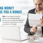Supply Chain Employee Earns a Bonus