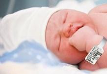 Newborn Naming Convention Example