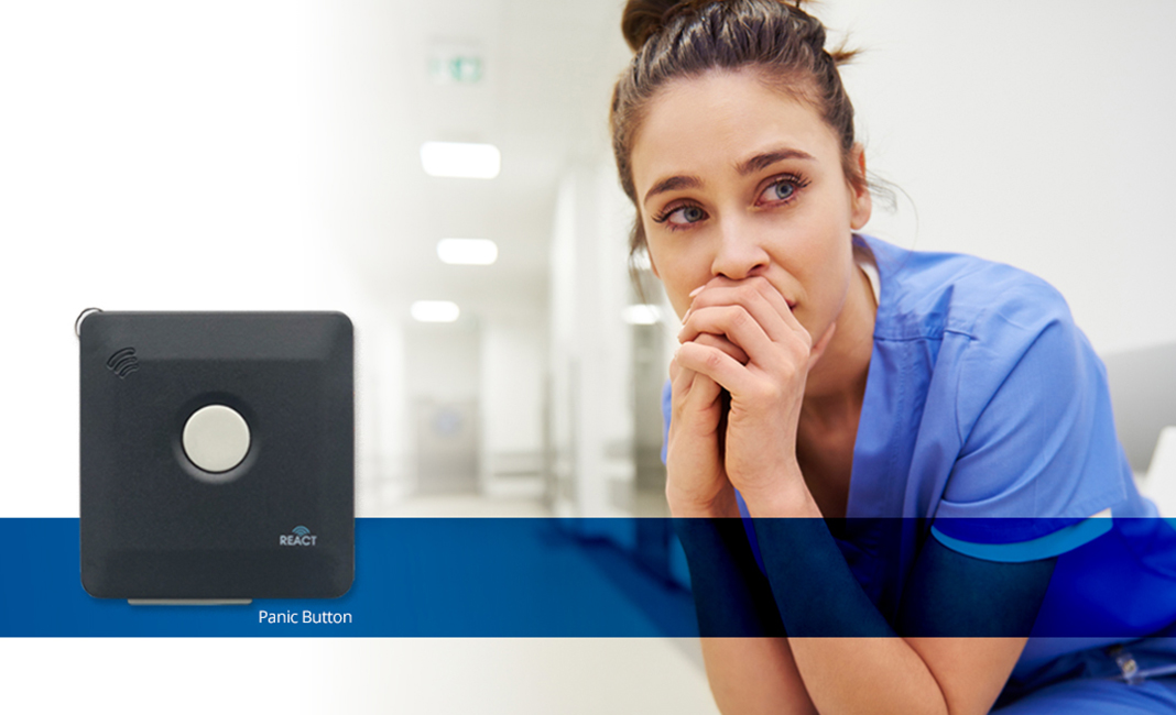 Panic Buttons are Must-Have Technology in Healthcare
