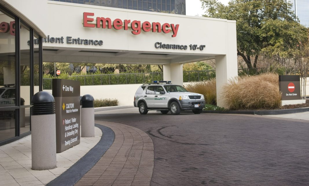 Emergency Room Visitor Management