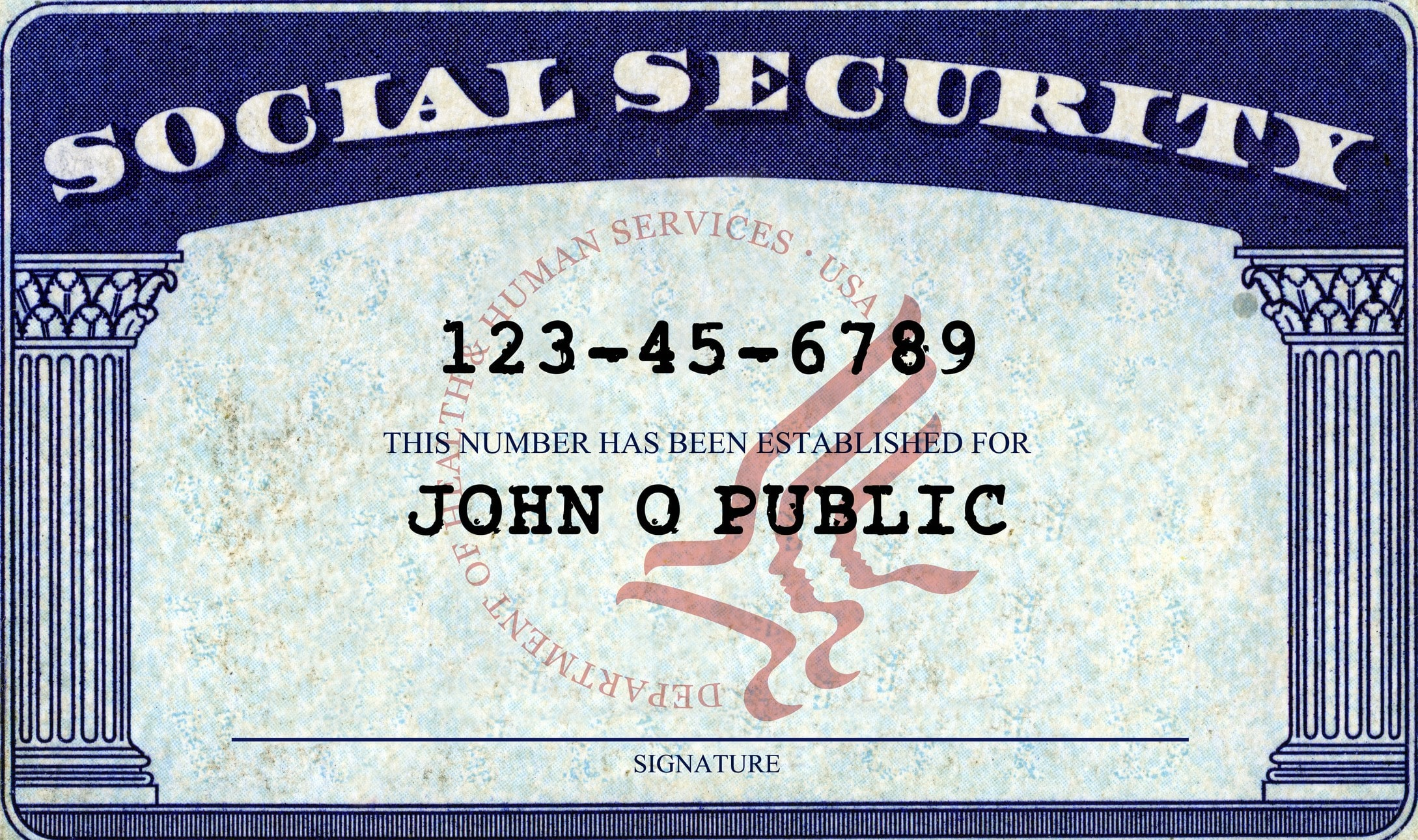 The Social Security Card Key To Your Legal Residency